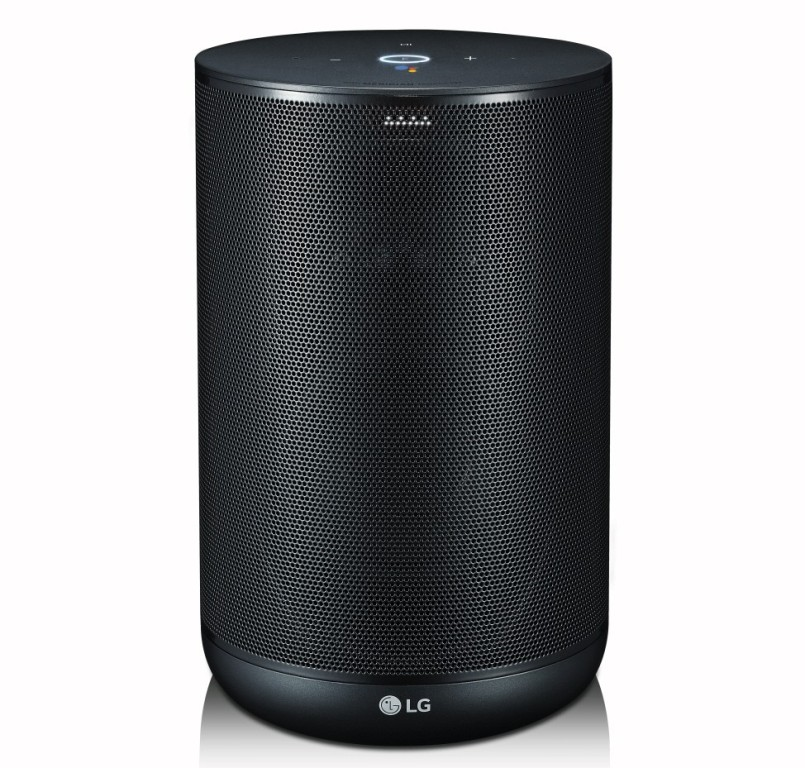 LG ThinQ Speaker With Google Assistant Offers Smart AI Audio Experience