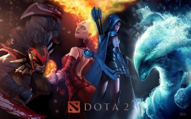 Play Dota 2 Now For Free