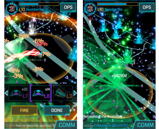 Google Ingress Augmented Reality App Now Available For iOS