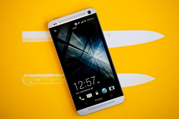 HTC One is the most premium feeling Android phone