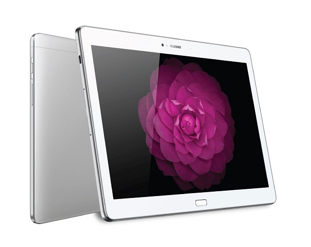 Huawei MediaPad M2 10.0 Android Tablet Announced [CES 2016]