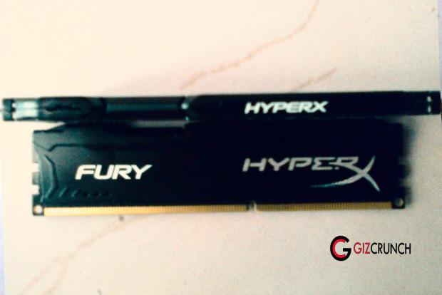 Kingston HyperX Fury 8GB RAM Review