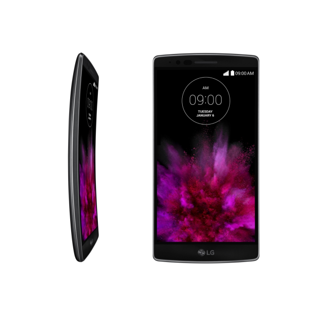 LG G Flex 2 Revealed Ahead of The Launch