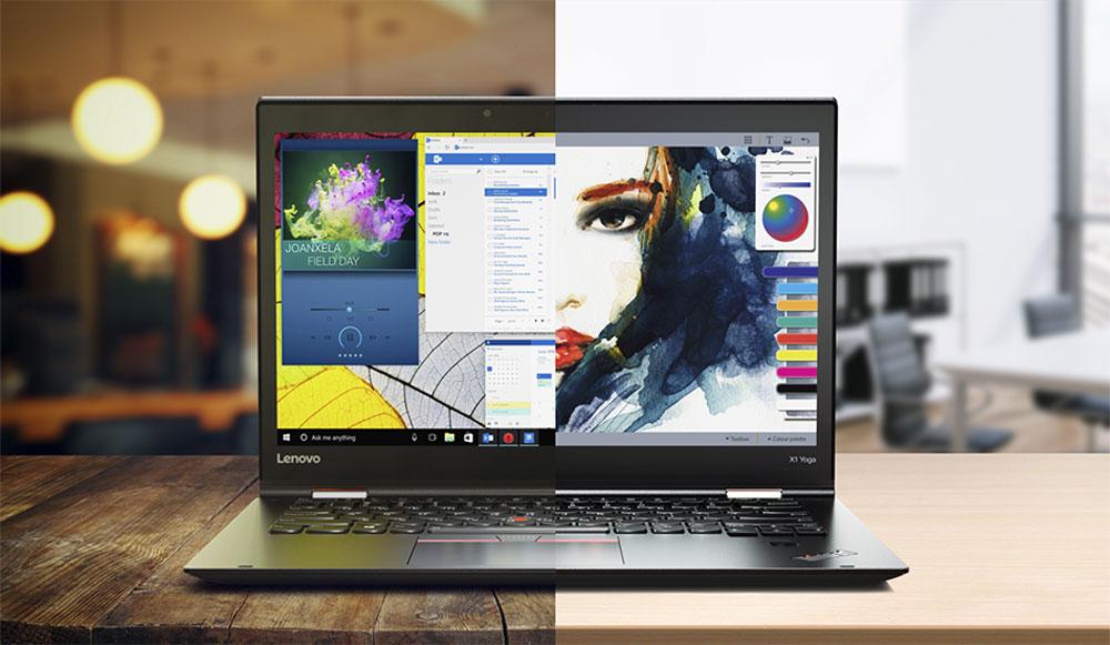 New Lenovo ThinkPad X1 Yoga Announced [CES 2017]
