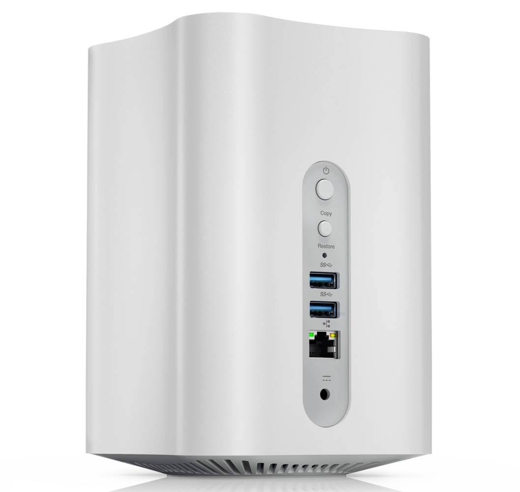 Lenovo Smart Storage Is A Secure Wireless Digital Storage Solution [CES 2017]