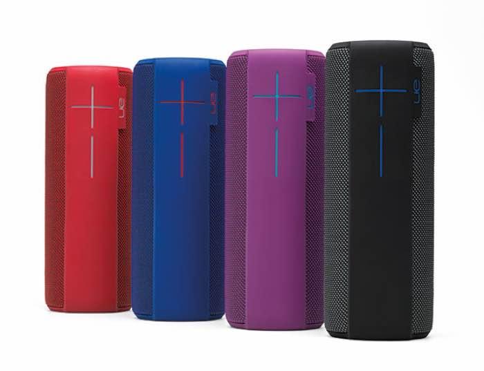 Logitech Unveils New UE Megaboom 360 Degree Bluetooth Speakers [CES 2015]