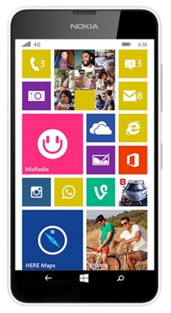 Nokia Lumia 638 – The Best Windows Phone Under Rs. 10,000