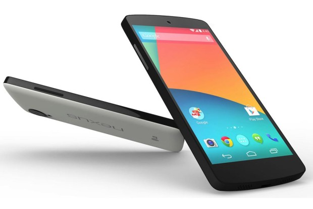 Google Nexus 5 is the best Android 2013
