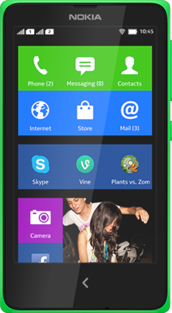 Nokia X Rooted And Google Apps Installed