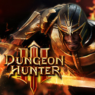 Dungeon Hunter 3 is the best Nokia Asha 501 game in Action