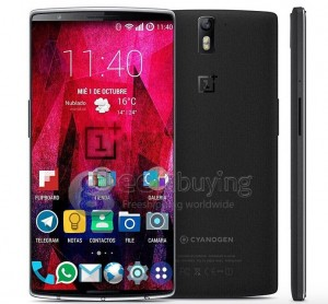 Upcoming OnePlus Two Smartphone Leaked In China?