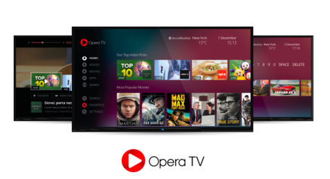 Opera TV 2.0 Announced
