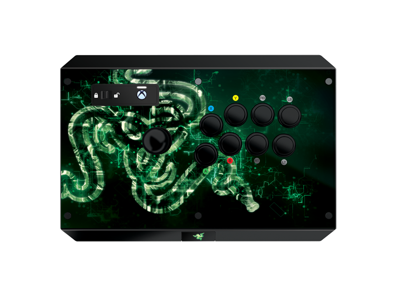 Razer Atrox Arcade Stick For Xbox One Launched For $200