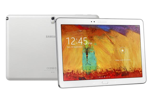 2014 edition Samsung Galaxy Note 10.1 Visits FCC