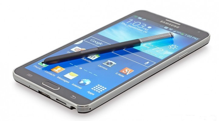 Samsung Galaxy Note 4 To Feature 5.7-Inch Quad HD Screen