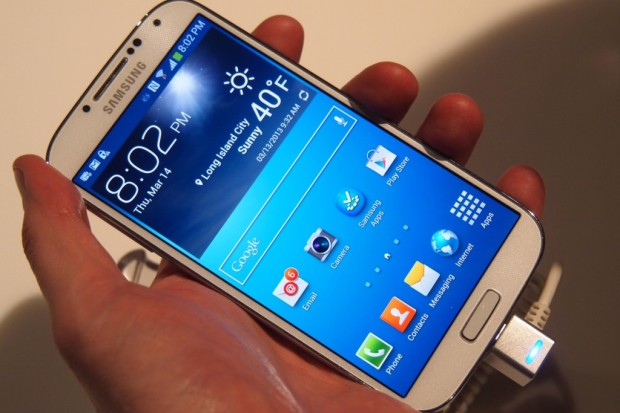 Samsung Galaxy S4 is the fastest selling Android smartphone 2013