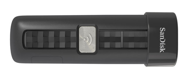SanDisk 64GB Connect Wireless Flash Drive Unveiled [CES 2014]
