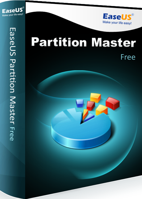 EaseUS assists in easy partitioning