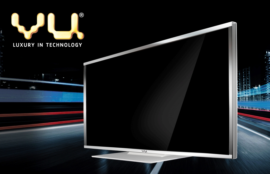 "VU 84"" Ultra 4K LED TV"