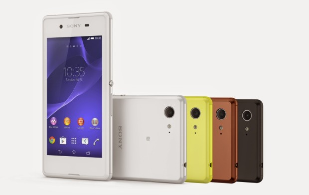 Sony Xperia E3 Gets Official [IFA 2014]