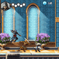Assassin's Creed Revelation is one of the best action games in Nokia Asha 501