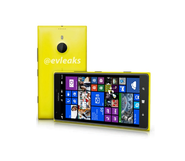at&t Nokia Lumia 1520 At FCC
