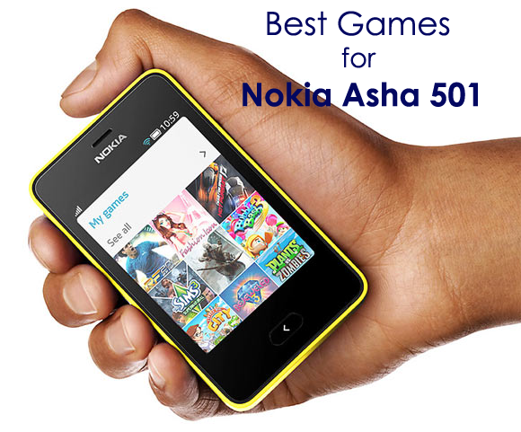 What's Best: Games For Nokia Asha 501
