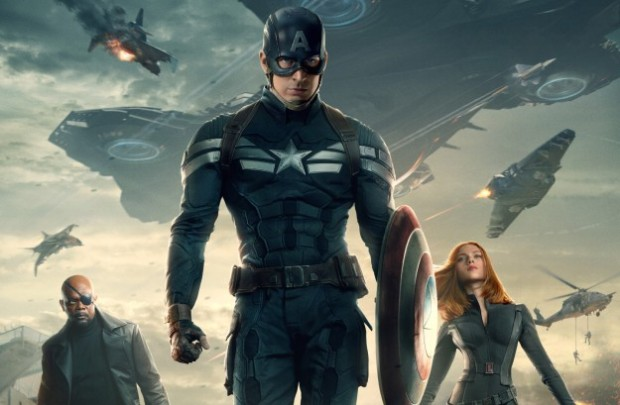 Captain America: The Winter Soldier Official Game Launched For Android
