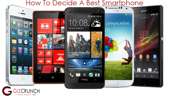How To: Decide A Best Smartphone