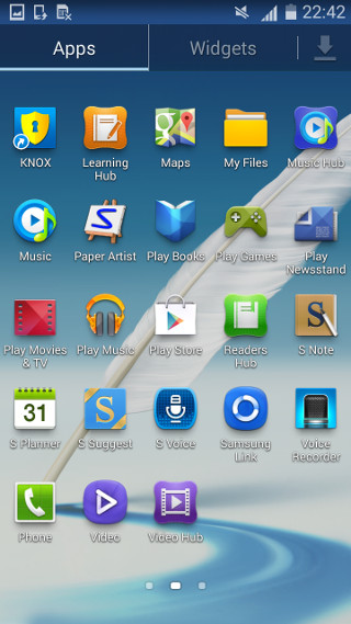 Samsung Galaxy Note 2 Receives Android 4.4.2 KitKat Update