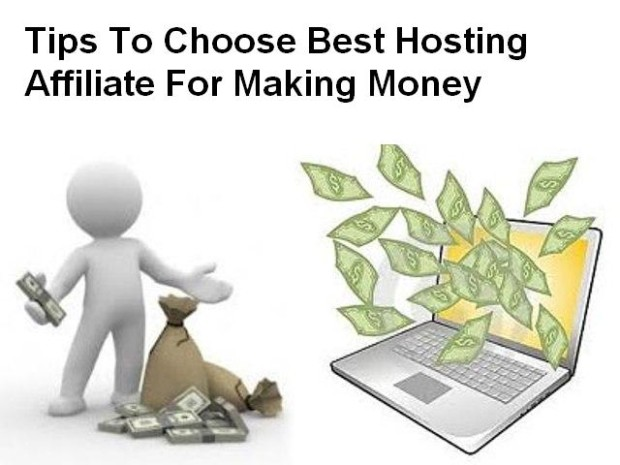 Tips to Choose the Best Hosting Affiliate That Makes Money for You