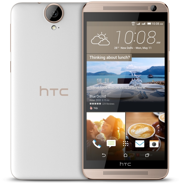 HTC One E9+ Dual SIM Launched In India