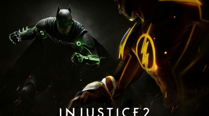 Injustice 2 Gameplay Trailer Reveals Favorite Comic Heroes
