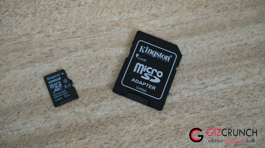 Kingston Class 10 UHS-I microSDHC/SDXC 128GB Review