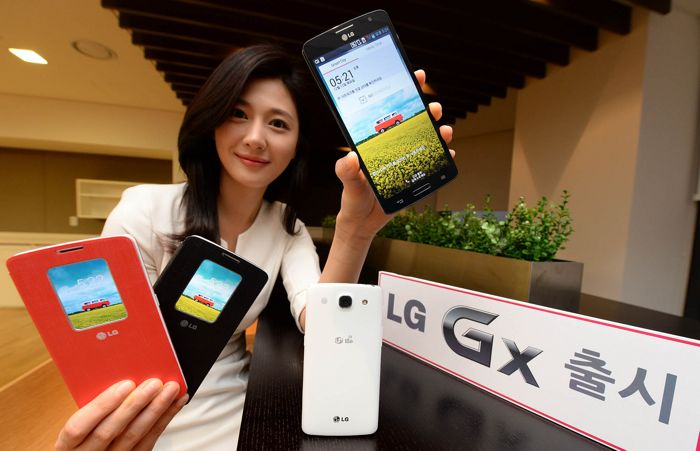 LG Gx 5.5-Inch Full Hd Android Smartphone Unveiled