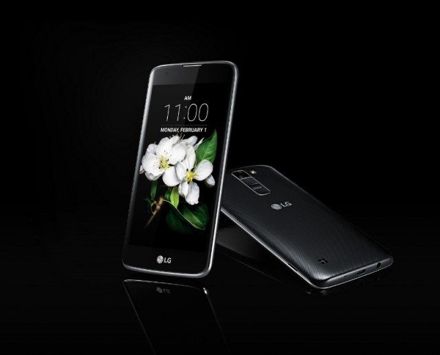 LG Announces New K Series Smartphones: K10 And K7 [CES 2016]