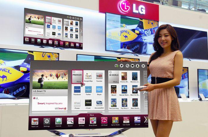 "LG WebOS TV To Adopt ""Cards"" Interface"