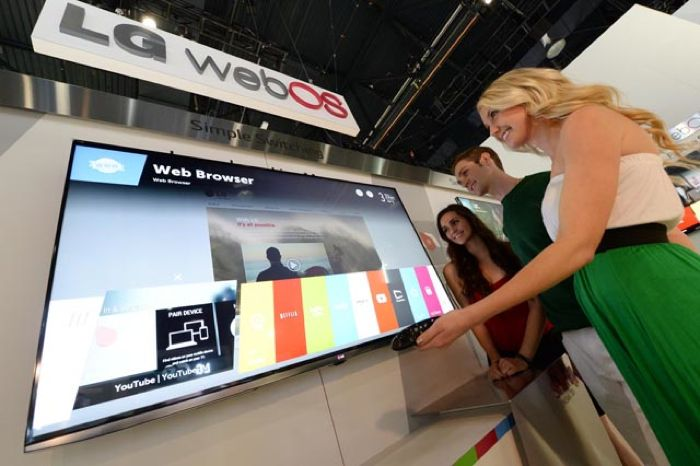 LG webOS TV Platform Announced [CES 2014]