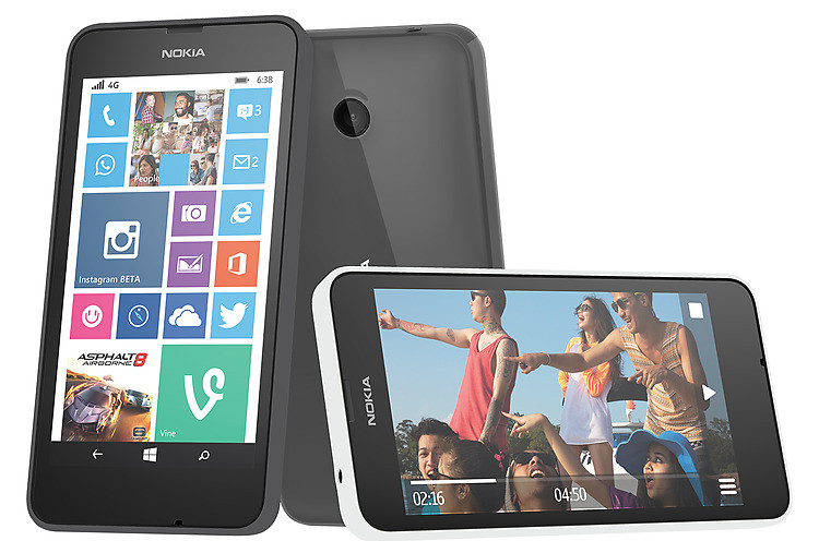 Nokia Lumia 638 – The Best Windows Phone Under Rs 10,000