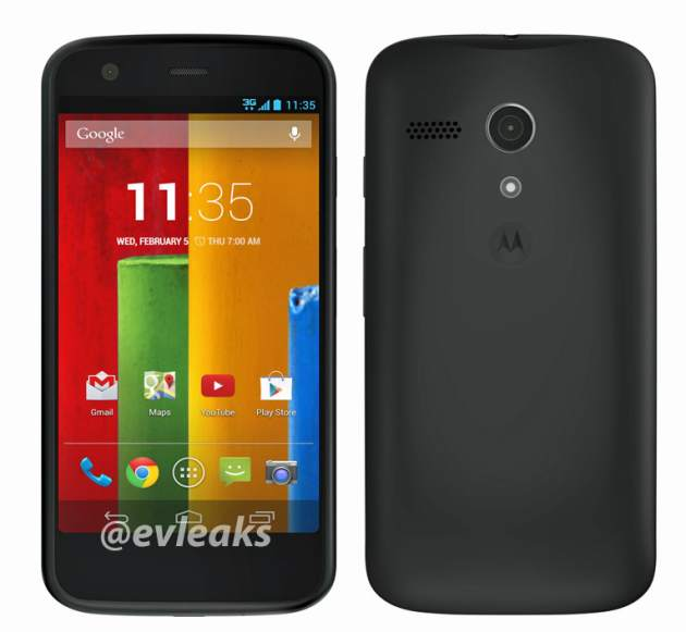 Motorola Moto G Receives Android 4.4.2 KitKat Update