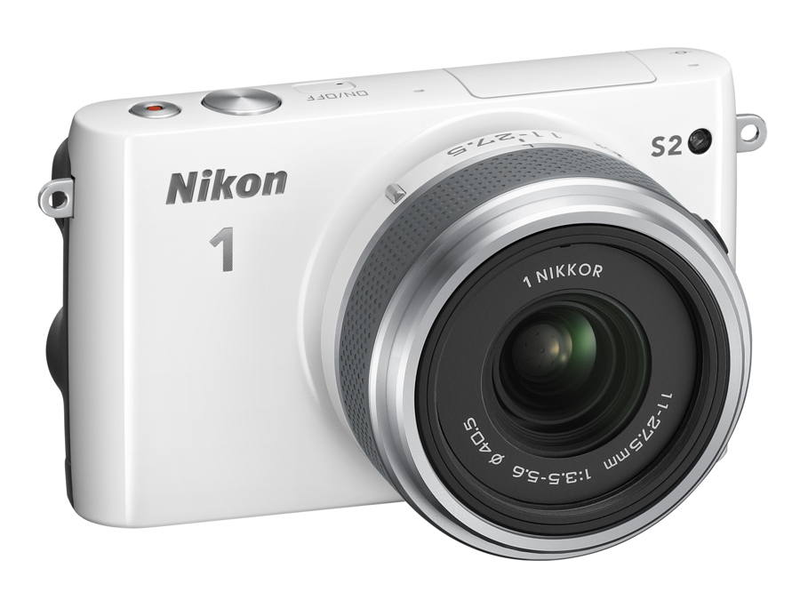 Nikon 1 S2 Officially Unveiled