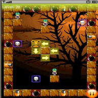 Temple Saviour is the best puzzle game for the Nokia Asha 501