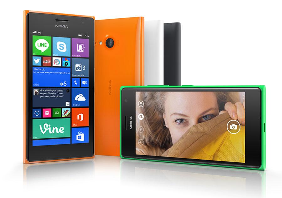 Nokia Lumia 730 And Lumia 735 'Selfie' Smartphone Announced [IFA 2014]
