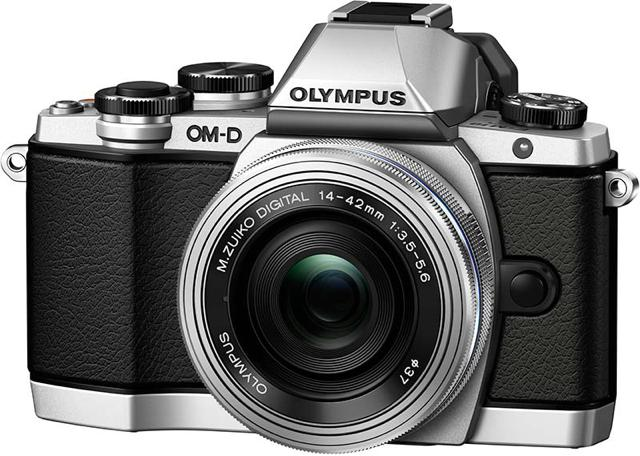 Olympus OMD E-M10 Officially Launched
