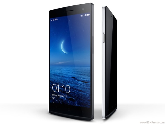 Oppo Find 7 Gets Official With 5.5-Inch QHD Display