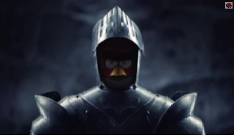 Rovio's New Angry Birds Teaser