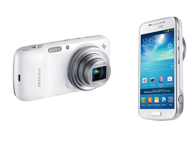 Samsung Galaxy S4 Zoom Rolling Out Android 4.4 KitKat Update