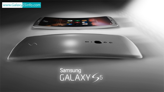 Samsung Galaxy S5 Concept Design Appears, Includes Specs