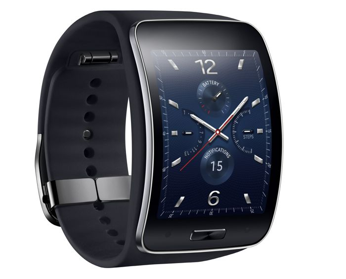Samsung Gear S Smartwatch Unveiled Ahead Of IFA 2014