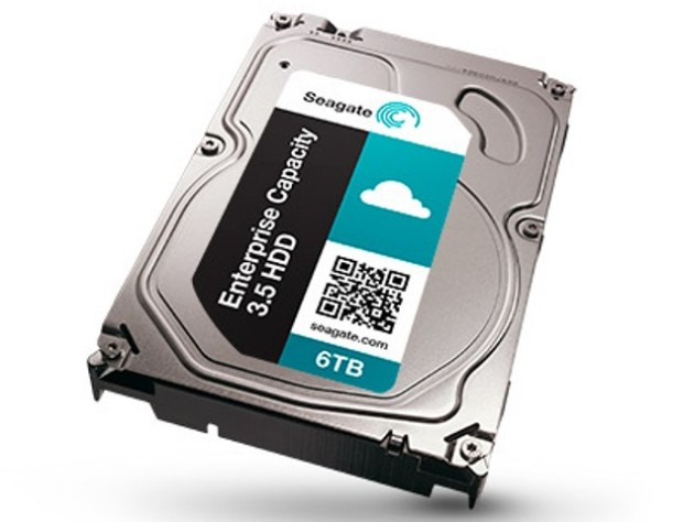 Seagate Enterprise Capacity 3.5 HDD v4 Is The World's Fastest 6TB HDD